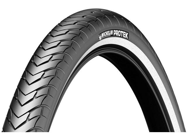 "Michelin Protek Clincher Tyre Reflex 28"", noir"